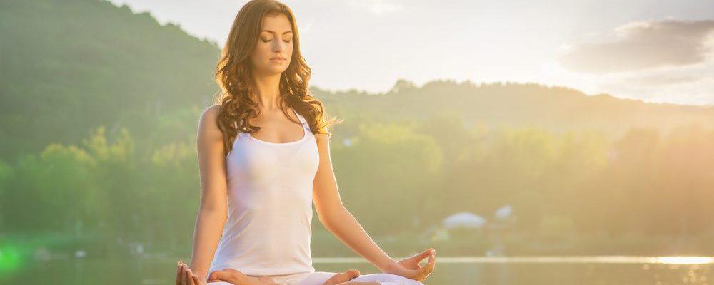 Meditative yoga therapy